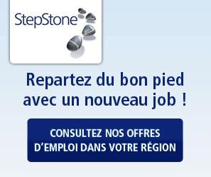 Trouver un emploi sur StepStone